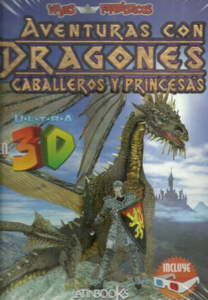 AVENTURAS CON DRAGONES - 3D