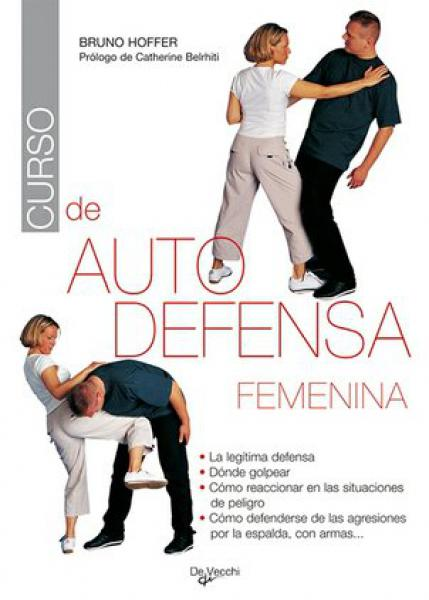 CURSO DE AUTO DEFENSA FEMENINA