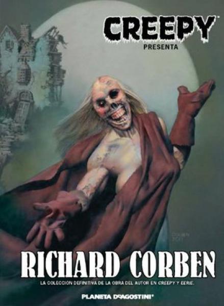 CREEPY PRESENTA RICHARD CORBEN