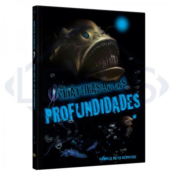 CRIATURAS DE LAS PROFUNDIDADES