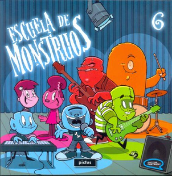 ESCUELA DE MONSTRUOS 6