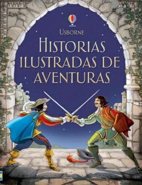 HISTORIAS ILUSTRADAS DE AVENTURAS