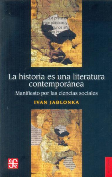 HISTORIA ES UNA LITERATURA CONTEMPORANEA