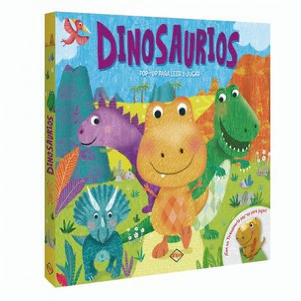 DINOSAURIOS (POP-UP-PLAY)