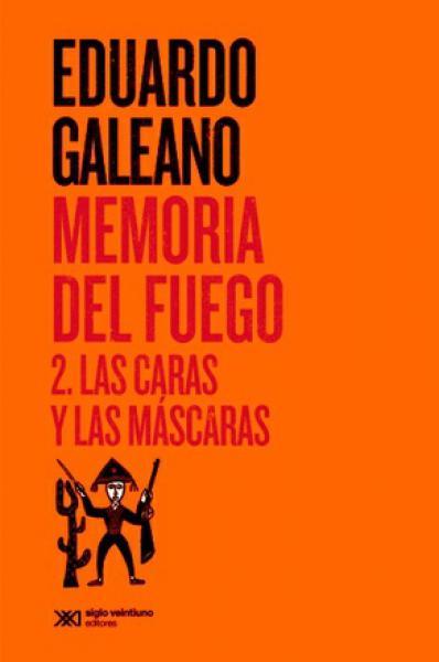MEMORIA DEL FUEGO 2  (ED. 2015)
