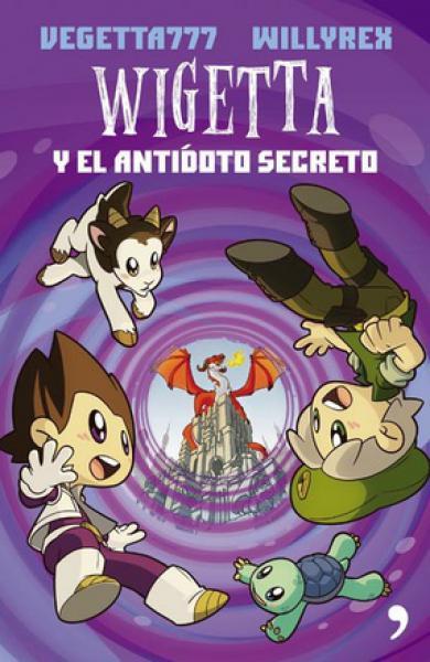WIGETTA Y EL ANTIDOTO SECRETO