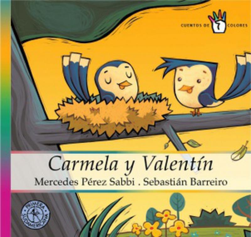CARMELA Y VALENTIN
