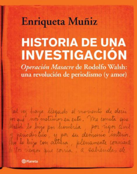 HISTORIA DE UNA INVESTIGACION