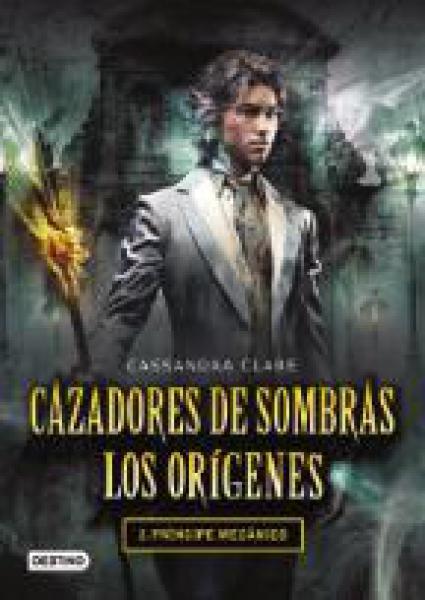CAZADORES DE SOMBRAS: LOS ORIGENES 2