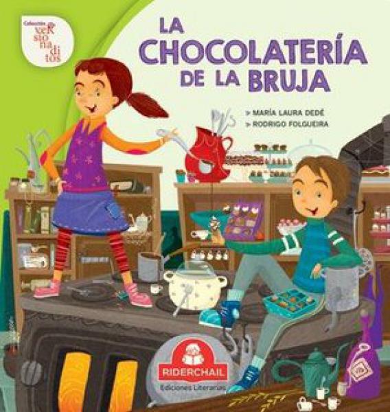LA CHOCOLATERIA DE LA BRUJA