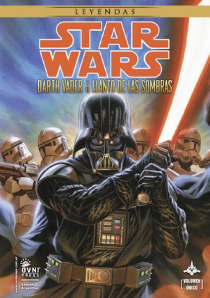 STAR WARS - DARTH VADER Y EL LLANTO ...