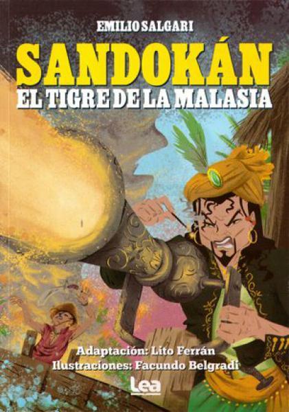 SANDOCAN - EL TIGRE DE LA MALASIA