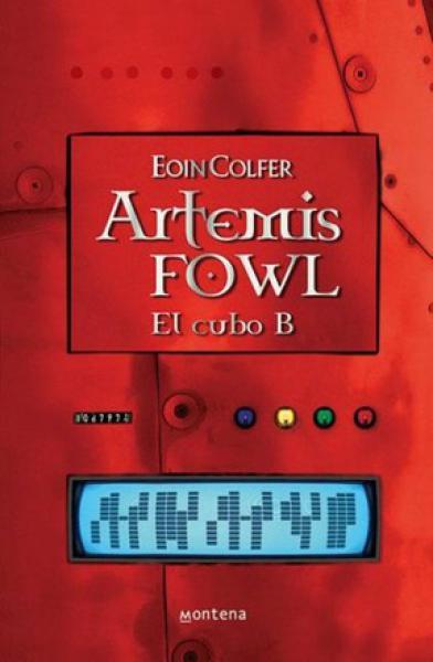 ARTEMIS FOWL 3 - EL CUBO B