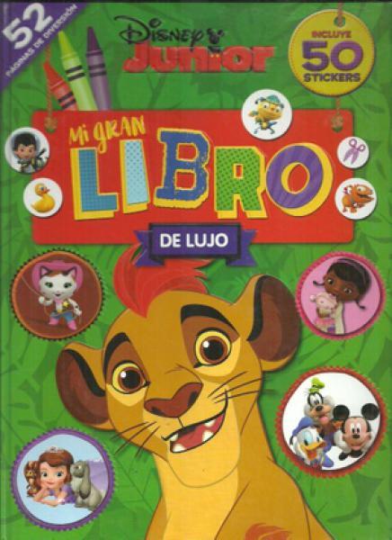 MI GRAN LIBRO DE LUJO 1