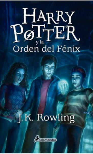HARRY POTTER 5 - LA ORDEN DEL FENIX