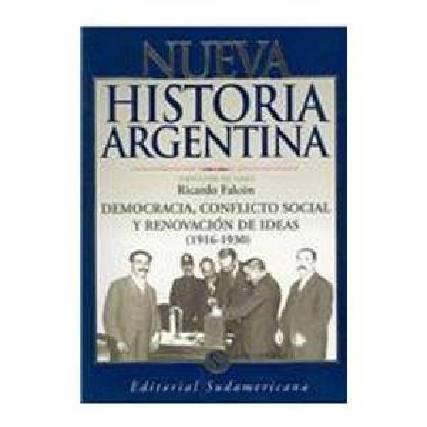 NUEVA HISTORIA ARGENTINA-T.6
