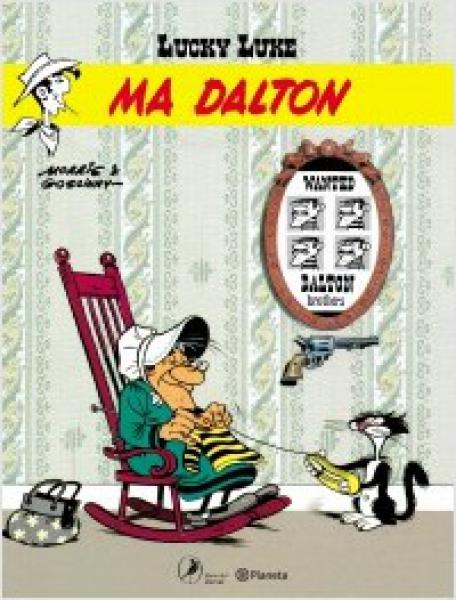LUCKY LUKE 5 - MA DALTON