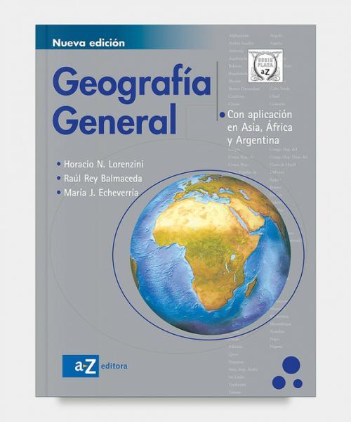 GEOGRAFIA GENERAL I (SERIE PLATA) (ASIA,