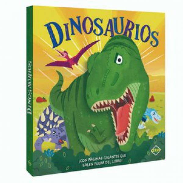 DINOSAURIOS (POP-OUT)