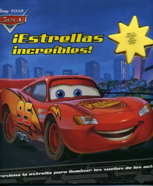 CARS ESTRELLAS INCREIBLES