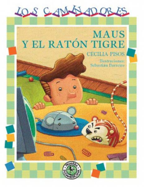 MAUS Y EL RATON TIGRE