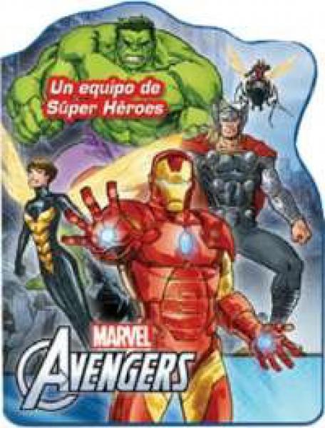 AVENGERS - UN EQUIPO DE SUPERHEROES