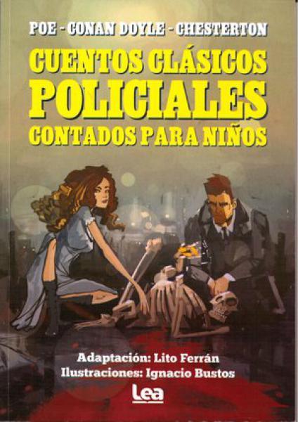 CUENTOS CLASICOS POLICIALES CONTADOS PAR