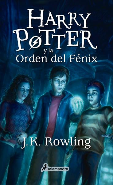 HARRY POTTER 5 LA ORDEN DEL FENIX