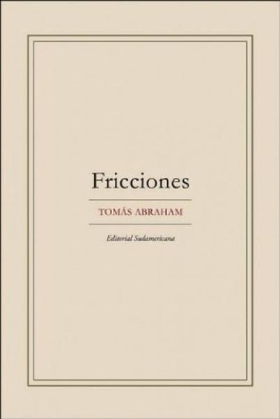 FRICCIONES