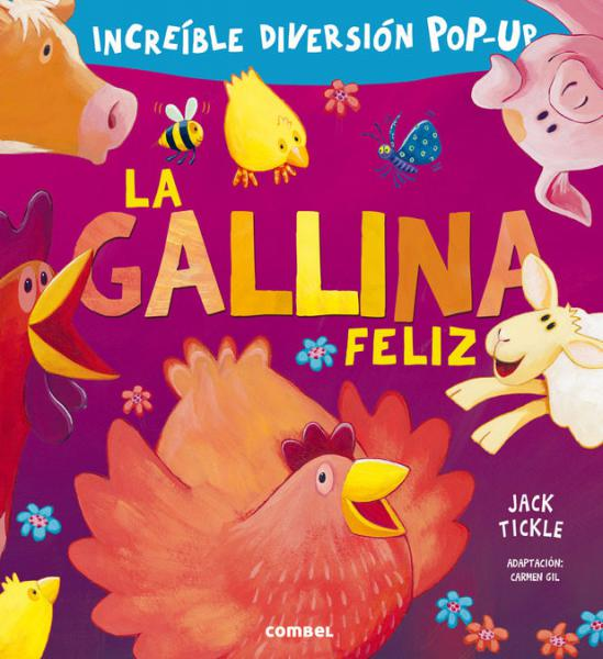 LA GALLINA FELIZ - (POP-UP)