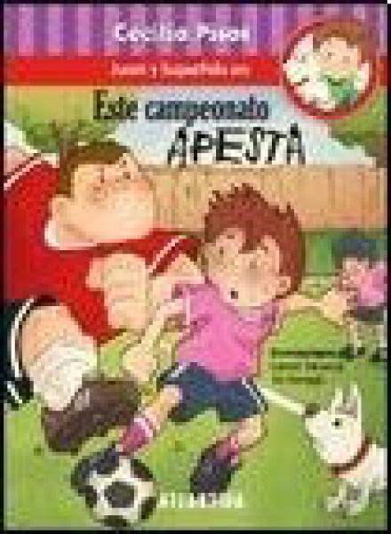 ESTE CAMPEONATO APESTA