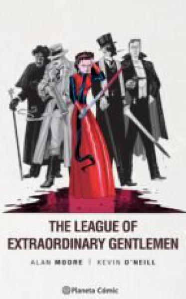 LEAGUE OF EXTRAORDINARY GENTLEMEN 3
