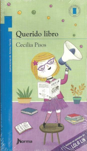 QUERIDO LIBRO + LOLA LIN