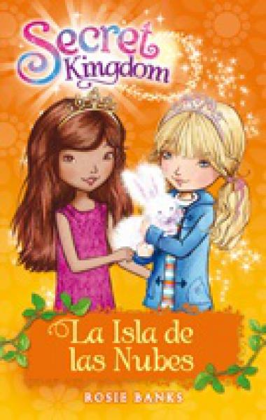 SECRET KINGDOM 3 - LA ISLA DE LAS NUBES