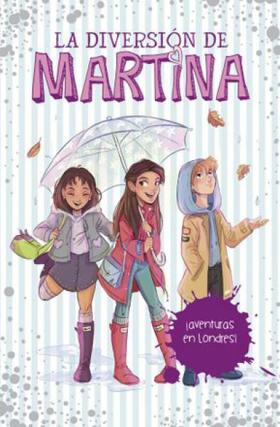 DIVERSION DE MARTINA-AVENTURAS EN LONDRE