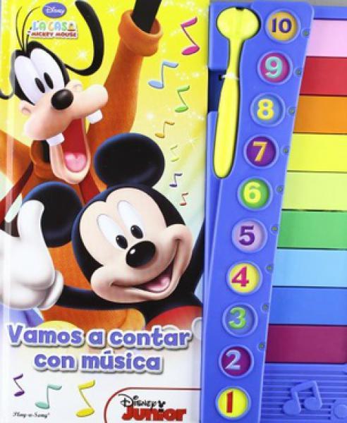 MICKEY-VAMOS A CONTAR CON MUSICA