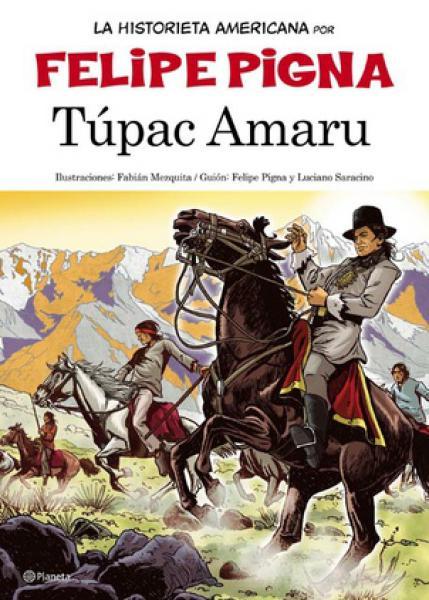 TUPAC AMARU - LA HISTORIETA AMERICANA