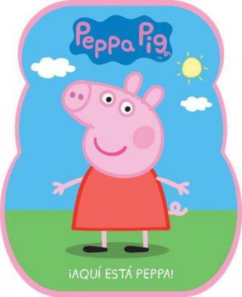 PEPPA PIG ACA ESTA PEPPA