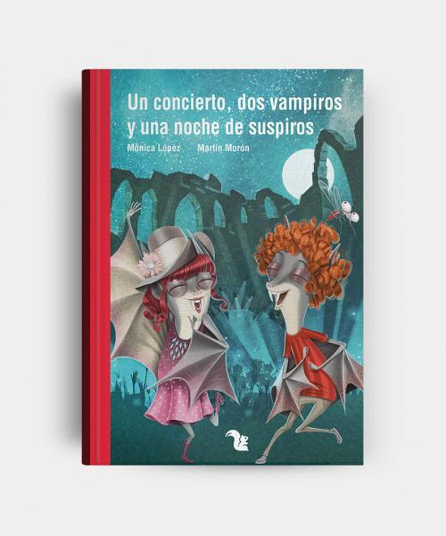 UN CONCIERTO, DOS VAMPIROS Y UNA NOCHE