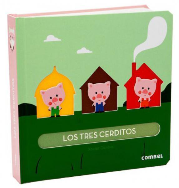 LOS TRES CERDITOS(TD TOQUELADO)