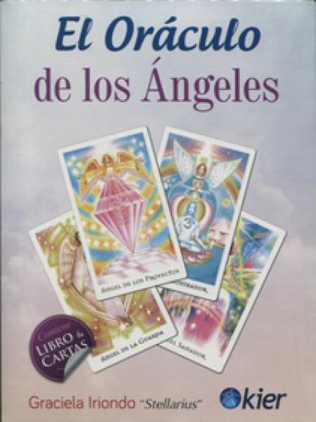 EL ORACULO DE LOS ANGELES (LIBRO+CARTAS)