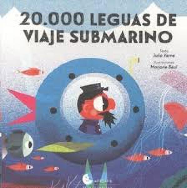 20000 LEGUAS DE VIAJE SUBMARINO(INFANTIL