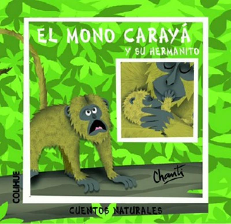 EL MONO CARAYA Y SU HERMANITO