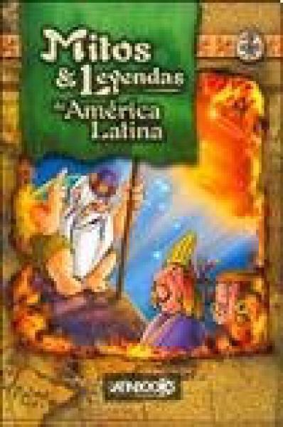 MITOS Y LEYENDAS DE AMERICA LATINA-VERDE