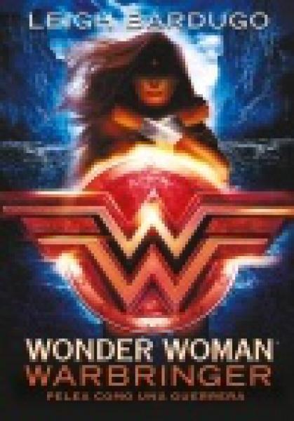 WONDER WOMAN - WARBRINGER - PELEA COMO