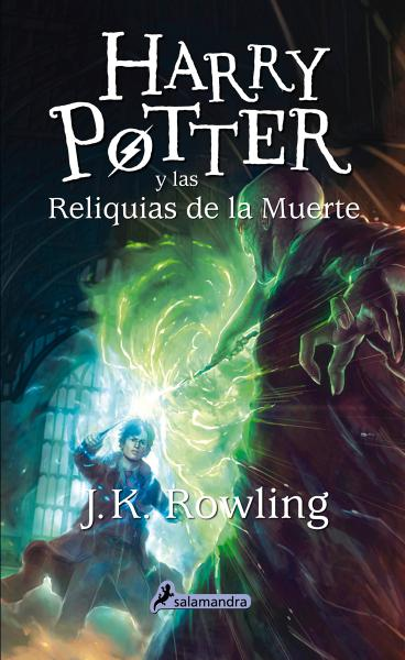 HARRY POTTER 7 LAS RELIQUIAS DE LA MUERT