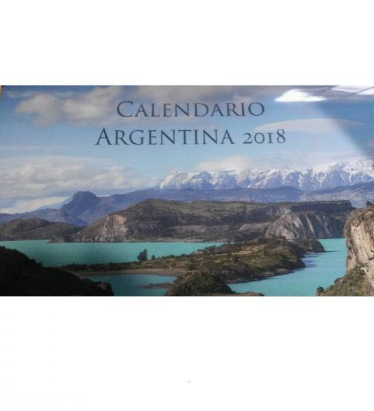 CALENDARIO ARGENTINA 2018