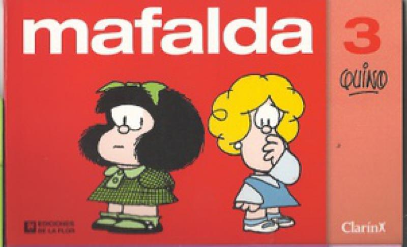 MAFALDA 3 - CLARIN
