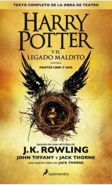 HARRY POTTER Y EL LEGADO MALDITO (TD)