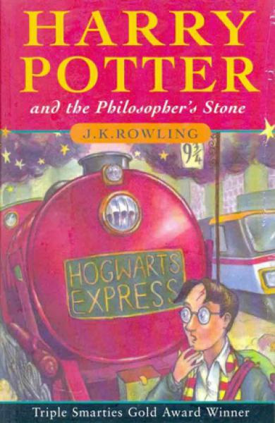 HARRY POTTER 1 THE PHILOSOPHER'S STONE